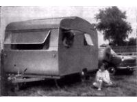 Classic, Vintage, 1963 Sprite Musketeer Caravan For Renovation... May swap ??