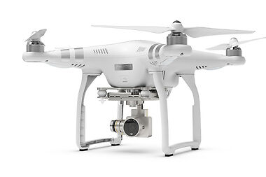 The Phantom 3 will be available from April 2015