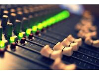 BSC (hons) sound engineer with large pa / soundsystem for hire