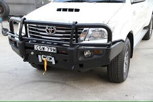 PREMIUM 4x4 WINCH BULL BAR $999  was $1500 SALE NOW ON Rocklea Brisbane South West Preview
