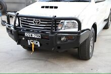 PREMIUM 4x4 WINCH BULL BAR $950 was $1500 SALE NOW ON Rocklea Brisbane South West Preview
