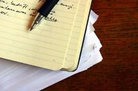 Record Keeping & Note Taking in Health Care & Social Services