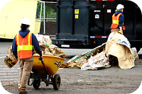 DO YOU NEED EXPERIENCED PRE / POST CONSTRUCTION SITE CLEANUP  ??