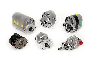 Toro hydraulic motor ebay for Parker ross hydraulic motor