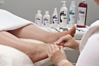 Dry Feet? Cracked Heels? Book a Footlogix Medi Spa Pedicure!