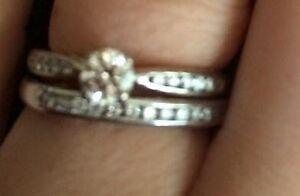 Wedding/engagement set