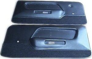 Mustang door panels ebay for 05 mustang door panel leather