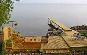 Lake Simcoe's L'il Cottage Mexico,  (1 Hour North of Toronto)