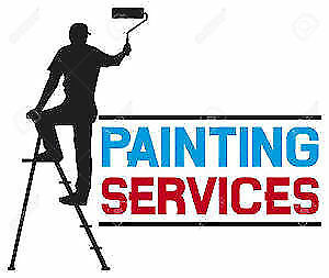 Professional painter for hire!