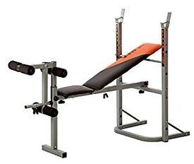 V-fit Herculean STB 09-2 Folding Workout bench