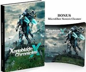 **SEALED** Xenoblade Chronicles X with CE Guidebook Kitchener / Waterloo Kitchener Area image 2