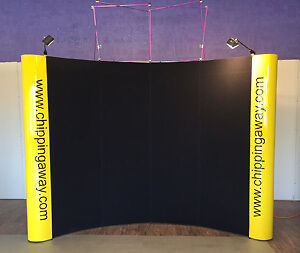 Portable Show Booth Displays