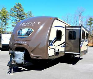 2013 Sunset Trail Reserve 31ss