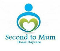 Second To Mum Home Daycare / Childcare