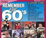 cd - Various - Remember The 60's - Volume 2 (32 Golden Old..