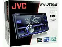 Jvc dab double din