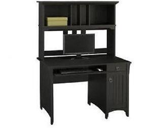 secretary desk hutches