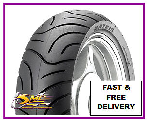 SYM SYMPLY 50 REAR TYRE 130/70-12 56P Maxxis M6029 Scooter moped tyre