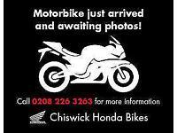 Honda CBF125 Commuter