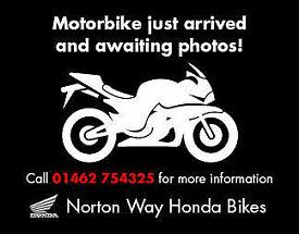 Honda CB125 Commuter