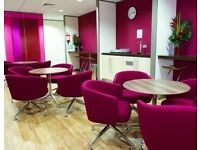 Flexible M5 Office Space Rental - Manchester Serviced offices
