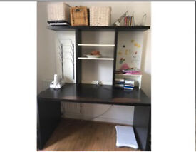 Ikea Brown desk
