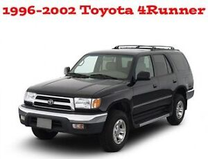 WANTED: 4Runner $3,000 - 4,000