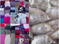 British Used Clothing Wholesale for UK Resale and Export £1.80 per Kg