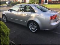 Audi A4 2.0 TDI SE SILVER £3700
