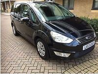 Ford Galaxy PCO rent
