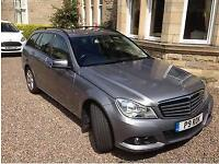 Mercedes-Benz C200 2.1CDI Blue F 7G-Tronic SE 2011 reg with 54k miles