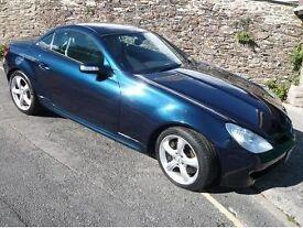 Mercedes-Benz SLK 3.5 SLK350 2dr £6,420