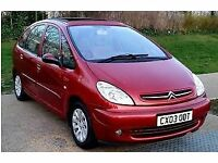 Citroen Xsara Picasso 2.0 HDi Exclusive 5dr PANORAMIC ROOF+MUST BE SEEN!