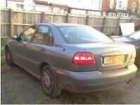 Volvo S40 1.9 D S 4dr STARTS & DRIVES + BARGAIN!!!