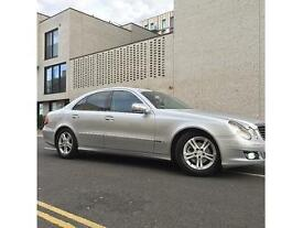 MERCEDES E CLASS E280 CDI FACELIFT DIESEL AUTOMATIC VERY GOOD CONDITION