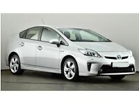 TOYOTA PRIUS FROM £100 P/W HYBRID CARS MINI CAB READY PRIVATE HIRE/PCO/UBER