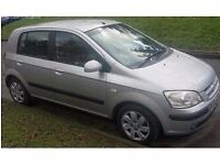 Hyundai Getz CDX, 1.1L, 5dr, *ONE OWNER SINCE 2008*