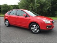 FORD FOCUS AUTOMATIC 2007 LOW MILES VERY GOOD CONDITION