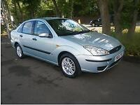 03 Ford Focus 1.6i 16v 2003MY LX in pale green