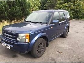 Landrover Discovery 3 for sale