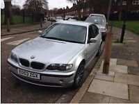 BMW 320I full service history,5 brand new alloys and tyres,excellent body engine gearbox