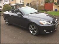 Lexus IS250 Convertible