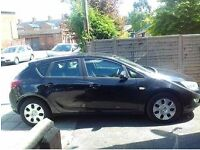 black vauxhall astra spares and repairs