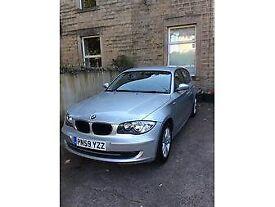 BMW 1 Series 118d SE (59 Plate)