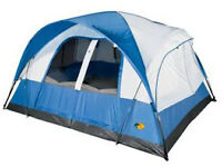 Bass Pro 8 Man Two Room Tent