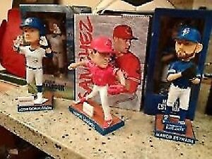 Blue Jays Bobbleheads and Collectibles