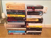 25 Books For £10