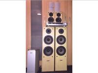 Sony S-Master surround sound system