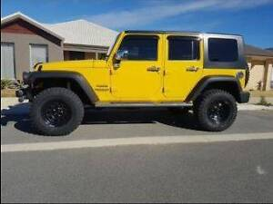 2008 Jeep Wrangler Unlimited Convertible
