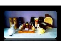 PAMPER BUNDLE - BATH & BODY PRODUCTS - 23 ITEMS - FOR SALE
